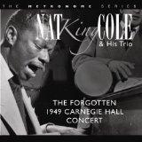 Forgotten 1949 Carnegie Hall Concert